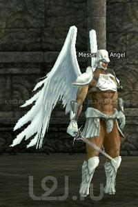 Messenger Angel picture