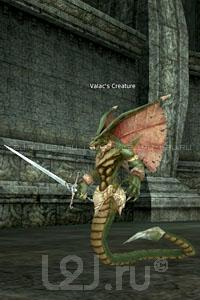 Valac's Creature picture